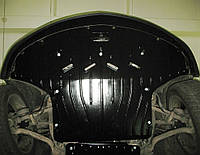 Bentley Continental GT 2003-2010 защита картера двигателя Полигон Авто