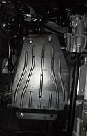 Hyundai Santa Fe 2012-on защита топливного бака Полигон Авто