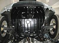 Lifan X60 2012-on защита картера двигателя Полигон Авто