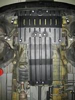 Mercedes-Benz Viano 4x4 2003-2011  защита коробки/раздатки Полигон Авто