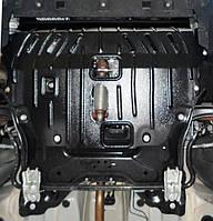 Peugeot Partner 2012-on защита картера двигателя Полигон Авто