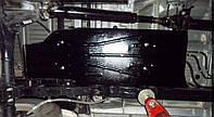 Toyota Hilux 2010-on защита топливного бака Полигон Авто