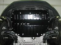 Volkswagen Golf VI 1,6/1,4 Tsi (мет.подрамником) 2011-on защита картера двигателя Полигон Авто