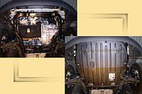 Volkswagen Transporter T5 2004-on защита картера двигателя Полигон Авто