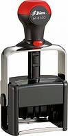 Датер металлический Shiny,автоматический со свободным полем 30х50 мм(Н-6103)
