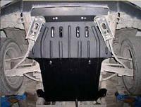 Mitsubishi Pajero Wagon 2006-13 защита моторного отсека