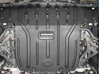 Mercedes GL 166 защита моторного отсека