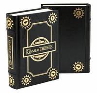 """Книга ручной работы """"Игра престолов"""""""