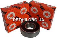 Подшипник FAG 6200 RS (10*30*9) резина зазор C3