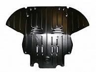 Audi Allroad 0TDi 2006-2011 защита картера двигателя Полигон Авто