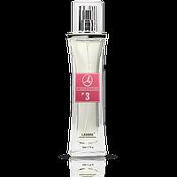 Женская парфюмированная вода  50 мл от LAMBRE №3