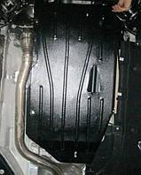 Защита коробки BMW X1 2009-on E84