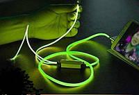 Люминисцентные наушники SUPER BASS