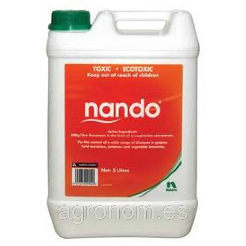 Нандо 500 к.с. 5л.