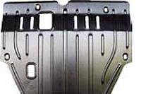 Hyundai Santa Fe 2006-2010 защита картера двигателя Полигон авто