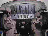 BMW 318 E36 1991-1998 защита картера двигателя Полигон авто