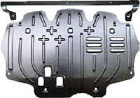 Mazda 3 2004-2010 защита картера двигателя Полигон авто
