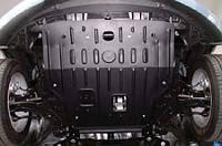 Mazda CX-7 2006-on защита картера двигателя Полигон авто