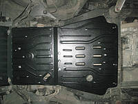 Nissan Navara 2005-on защита топливного бака  Полигон авто