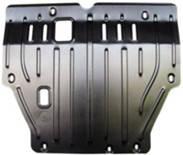 Skoda Yeti 2009-on защита топливного фильтра Полигон Авто