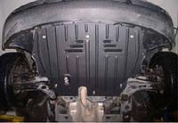 Volkswagen Polo 2002-2005 защита картера двигателя Полигон Авто