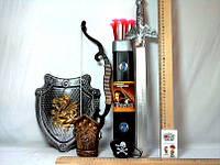 Игровой набор рыцаря (меч, доспехи), ZP 3163
