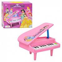 Пианино детское игрушечное Принцессы, DN 818 PN