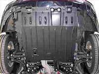 Brilliance M2 2006-on защита картера двигателя Полигон авто