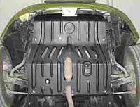 Chery QQ 2007-2010 защита картера двигателя Полигон авто