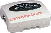 Netw.a TP-LINK TL-PS110U USB Print Server Fast Ethernet принт-сервер с одним USB2.0 порт (TL-PS110U)