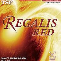 Накладка для настольного тенниса TSP Regalis Red