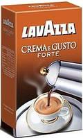 Кофе молотый Lavazza Crema e Gusto GUSTO FORTE (в цветной уп.) 250г
