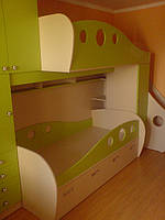 Мебель для детской по индивидуальному проекту
