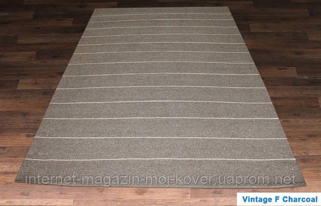 Безворсовий вовняний килим