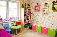 Красочная детская комната, фото 1