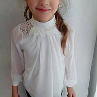 Блузка школьная для девочек Kas