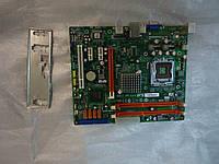 Материнская плата LGA775 ECS G41T-M6 (V3.0) DDR3, фото 1