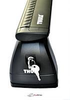 Багажник Thule-751 WingBar Black (алюминиевый плоский)