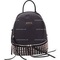 Сумка-школьный рюкзак 1 вересня черная (553072)