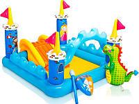 Детский игровой центр-бассейн Intex Fantasy Castle 185-152-107 см.