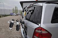 Велокріплення на задні двері авто Peruzzo 660 Firenze / Велокрепление на крышку багажника Перуццо 660 Фиренце