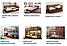 Кровать деревянная Алиса, фото 9