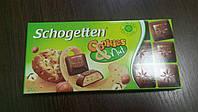 Шоколад TRUMPF Schogetten печенье орех 100г