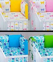 Шьем детское постельное для деток