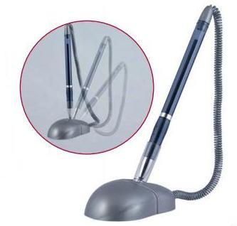 Ручка шариковая  на пружине Desk Pen, АВ1019-А