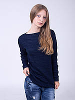 Темно-синяя молодежная туника, фото 1