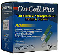 Тест полоски On-Call Plus