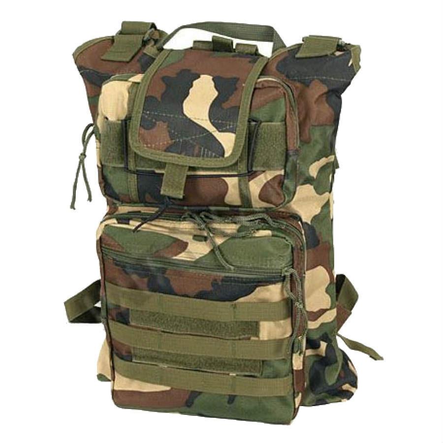 Рюкзак 11л Universal Assault waist/backpack - US Woodland
