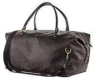 Модная большая дорожная сумка из натуральной кожи SHVIGEL 00056
