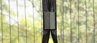 Антимоскитная шторка на магнитах размер 210х100см